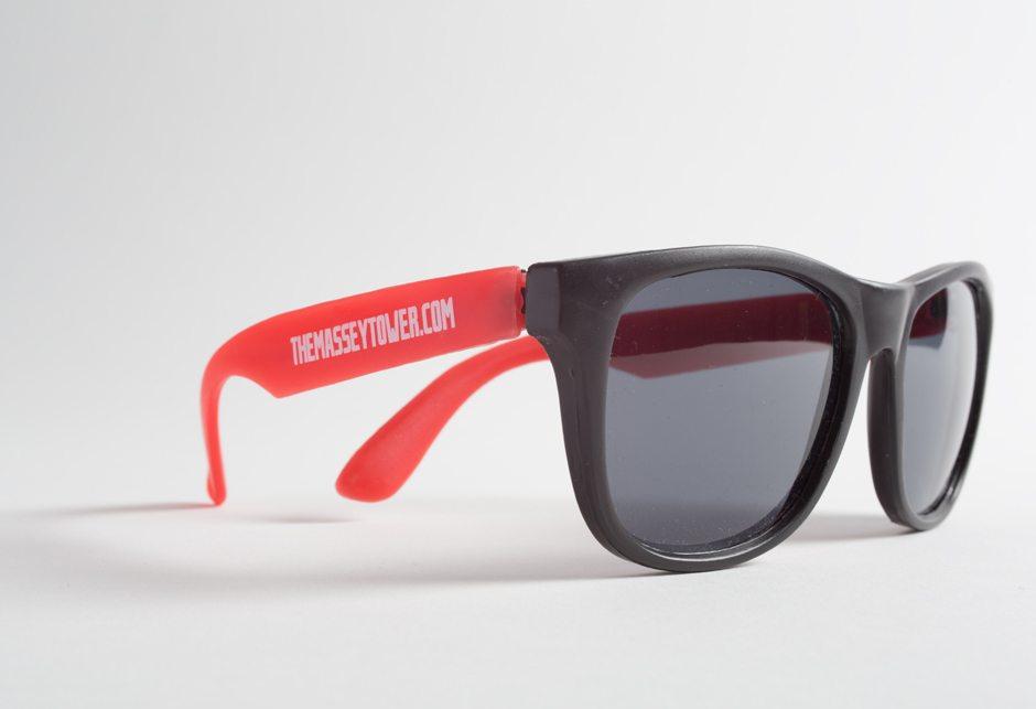 Massey Tower Condominiums Sunglasses