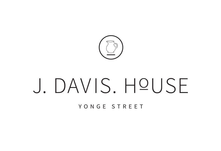J. Davis House Logo