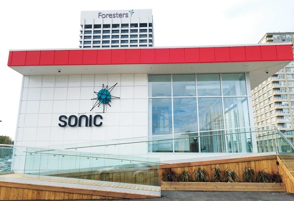 Sonic Sales Centre