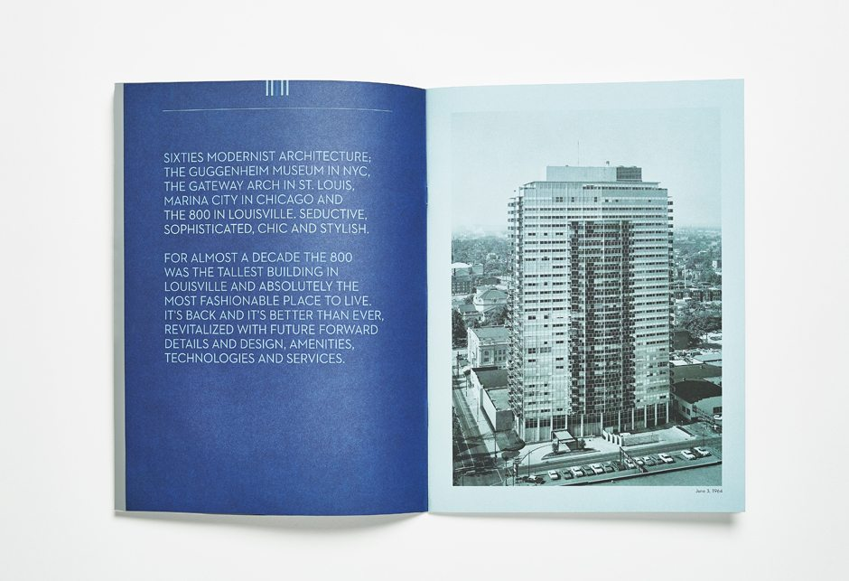 800 Tower City Apartments Brochure Spread