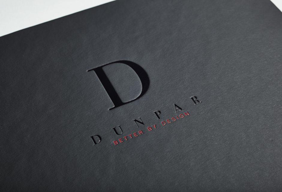 Dunpar Brochure Closeup