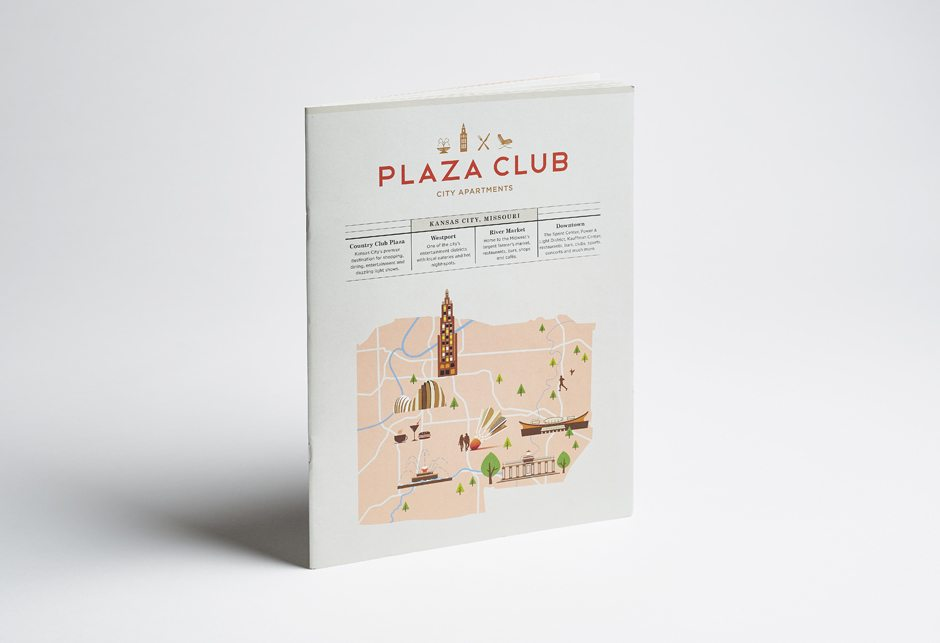 Plaza Club Brochure Cover
