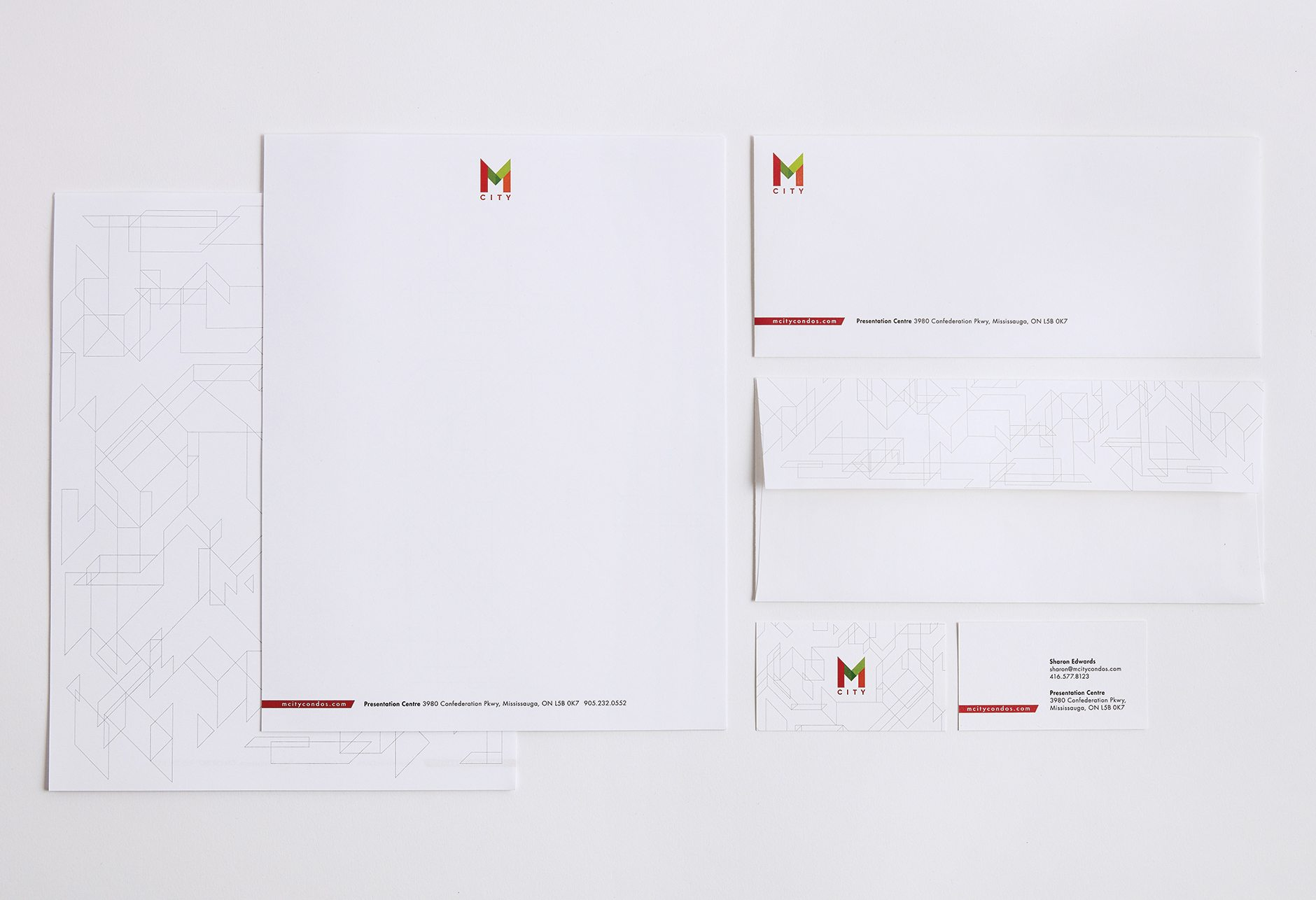 mcity stationery