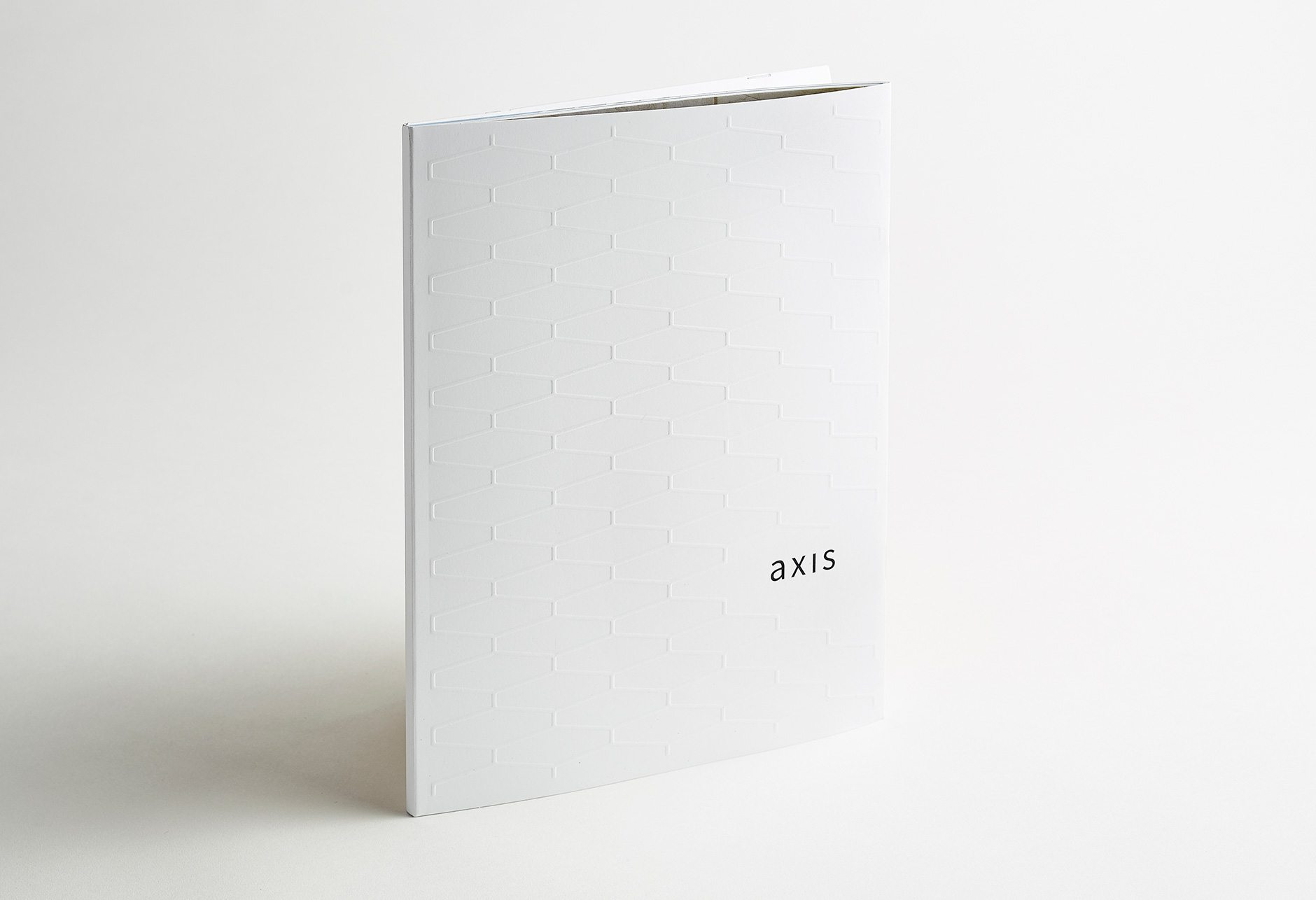AXIS Brochure Cover