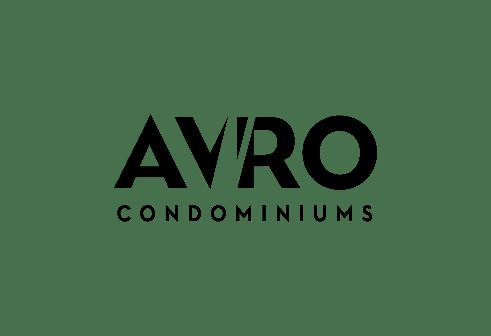 Avro condominiums logo